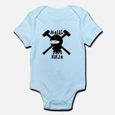 Maul Ninja Gear Infant Bodysuit