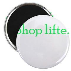 "Shop Lifter 2.25"" Magnet (10 pack)"