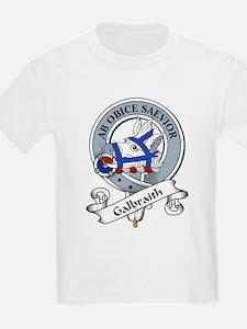 Galbraith Clan Badge Kids T-Shirt