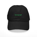 Just The Tip!! Black Cap