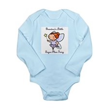 Grandma's Sugar Plum Fairy Long Sleeve Infant Body