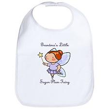 Grandma's Sugar Plum Fairy Bib