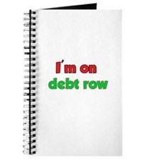 I'm On Debt Row Journal