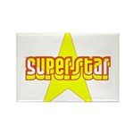 SUPERSTAR Rectangle Magnet (10 pack)