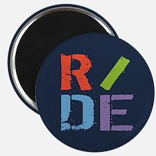 R/DE II Magnet