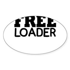 FREE LOADER Decal