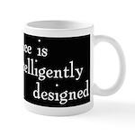 Science is Intelligently Designed Mug