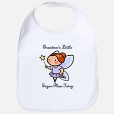 Grandpa's Sugar Plum Fairy Bib