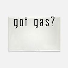 got gas? Rectangle Magnet