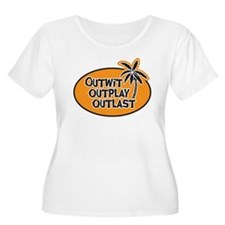 Outwit Outplay Outlast T-Shirt