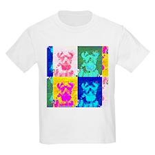 Pup Art  Kids T-Shirt
