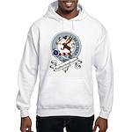 Fotheringham Clan Badge Hooded Sweatshirt