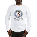 Fotheringham Clan Badge Long Sleeve T-Shirt