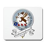 Fotheringham Clan Badge Mousepad