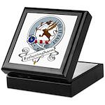 Fotheringham Clan Badge Keepsake Box