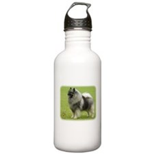 Keeshond 9J28D-01 Water Bottle