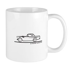 1956 Thunderbird Hardtop Mug