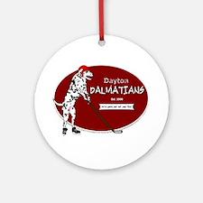 Dayton Dalmatians Ornament (Round)