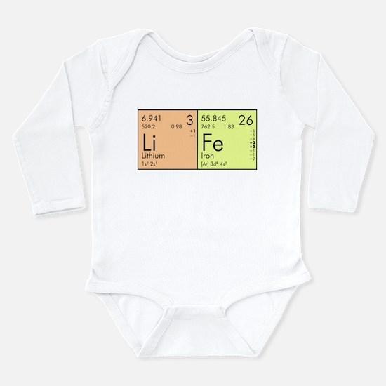 LiFe Long Sleeve Infant Bodysuit
