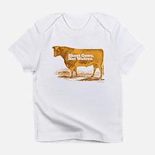 Shoot Cows Infant T-Shirt