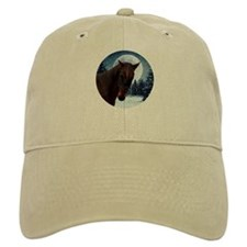 Quarter Horse Winter Baseball Cap