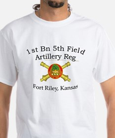 1st Bn 5th FA Shirt