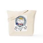 Fleming Clan Badge Tote Bag