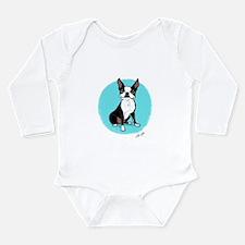 TurtleBean Long Sleeve Infant Bodysuit