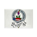 Fergusson Clan Badge Rectangle Magnet (10 pack)