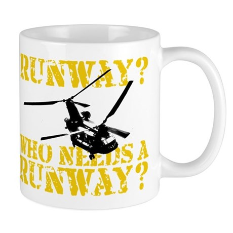 Runway? Who Needs A Runway? 3 Mug