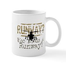 Apache Runway Small Mugs