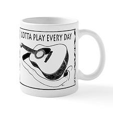 Play A Guitar Mug