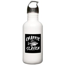 CRAPPIE SLAYER Sports Water Bottle