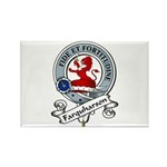 Farquharson Clan Badge Rectangle Magnet (10 pack)