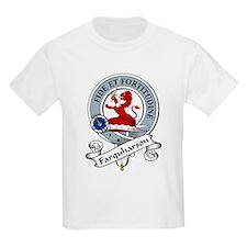 Farquharson Clan Badge Kids T-Shirt