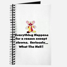 Everything happens for a reas Journal
