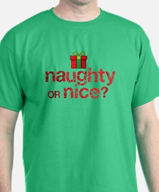 CRAZYFISH naughty or nice? T-Shirt