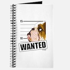 Bulldog Wanted Journal
