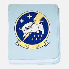 HSC-26 baby blanket