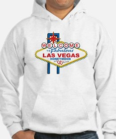 Welcome To Fabulous Las Veags Honeymoon Hoodie
