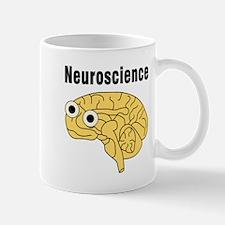 Neuroscience Brain Mug