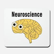Neuroscience Brain Mousepad