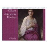 Bouguereau art Calendars