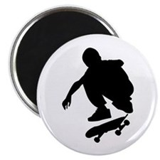Skate On Magnet