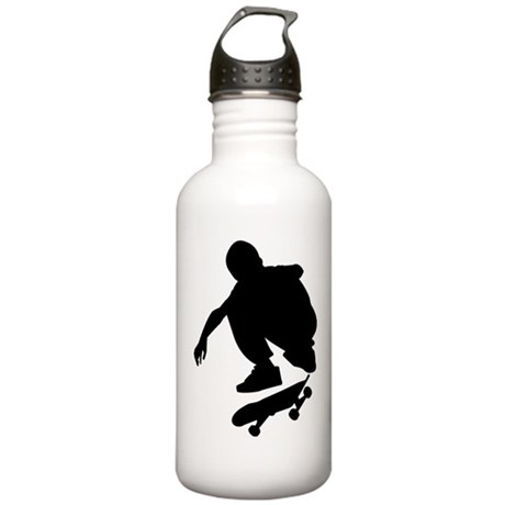 Skate On Stainless Water Bottle 1.0L