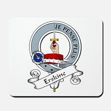 Erskine Clan Badge Mousepad