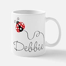Ladybug Debbie Mug