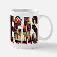 Las Vegas Retro Mug