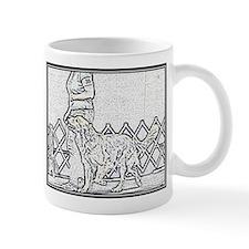 Golden Heeling Mug