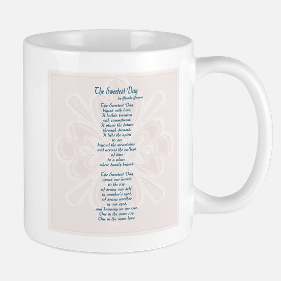 Sweetest Day Poem Mug